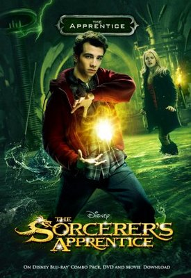The Sorcerer's Apprentice movie poster (2010) poster MOV_1a793d5c