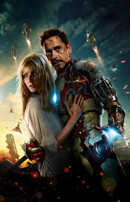 Iron Man 3 movie poster (2013) poster MOV_1a7a1b01