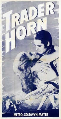Trader Horn movie poster (1931) poster MOV_1a7a653a