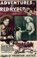 Adventures of Red Ryder movie poster (1940) picture MOV_4aad3e30