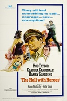 The Hell with Heroes movie poster (1968) picture MOV_1a7f6370