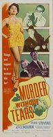 Murder Without Tears movie poster (1953) picture MOV_1a849b72