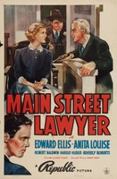 Main Street Lawyer movie poster (1939) picture MOV_1a897e3d