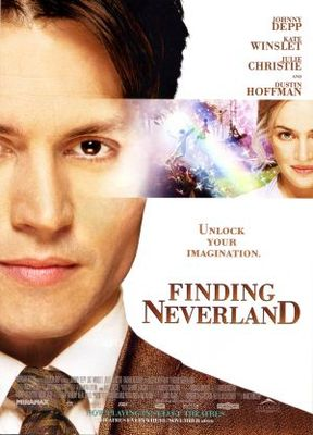 Finding Neverland movie poster (2004) poster MOV_1a8d702b