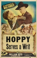 Hoppy Serves a Writ movie poster (1943) picture MOV_1a8f21bf
