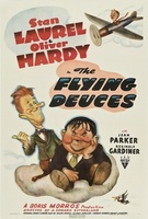 The Flying Deuces movie poster (1939) picture MOV_1a9432b9