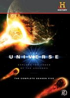 The Universe movie poster (2007) picture MOV_1a99a60d