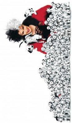 101 Dalmatians movie poster (1996) poster MOV_1a9a1b0e