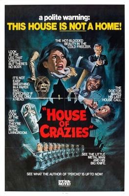 Asylum movie poster (1972) poster MOV_1aa3769d