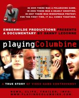 Playing Columbine movie poster (2008) picture MOV_1aaa6283