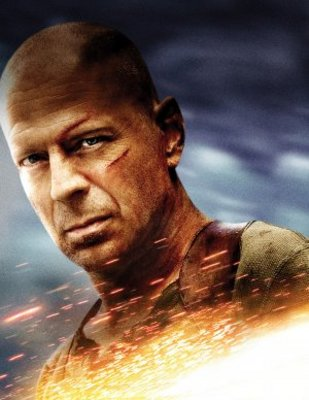Live Free or Die Hard movie poster (2007) poster MOV_1aad3ba1