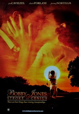 Bobby Jones, Stroke of Genius movie poster (2004) poster MOV_1ab0c42f