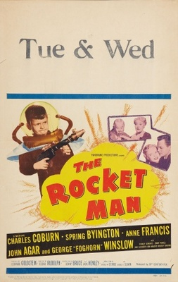 The Rocket Man movie poster (1954) poster MOV_1ab11b41