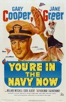 You're in the Navy Now movie poster (1951) picture MOV_1ab422af