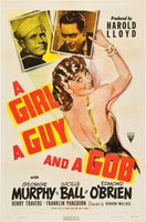 A Girl, a Guy, and a Gob movie poster (1941) picture MOV_1ab49207