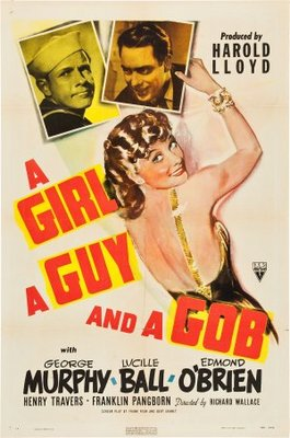 A Girl, a Guy, and a Gob movie poster (1941) poster MOV_1ab49207