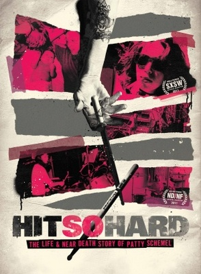 Hit So Hard movie poster (2011) poster MOV_1ab5489a