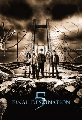 Final Destination 5 movie poster (2011) poster MOV_1ab59855