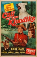 Call of the Klondike movie poster (1950) picture MOV_1abac4f3