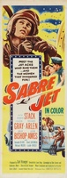 Sabre Jet movie poster (1953) picture MOV_1abb4107