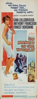 Go Naked in the World movie poster (1961) picture MOV_1abfc298
