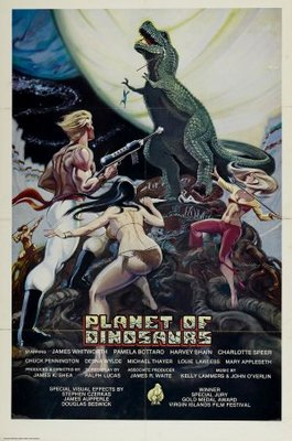 Planet of Dinosaurs movie poster (1978) poster MOV_1ac2d688