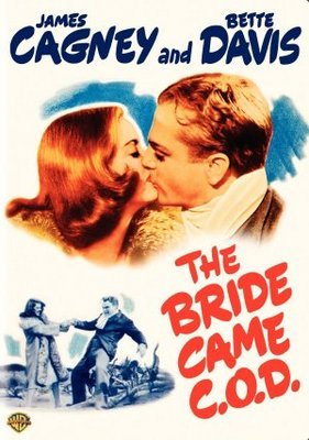 The Bride Came C.O.D. movie poster (1941) poster MOV_1ac6c38d