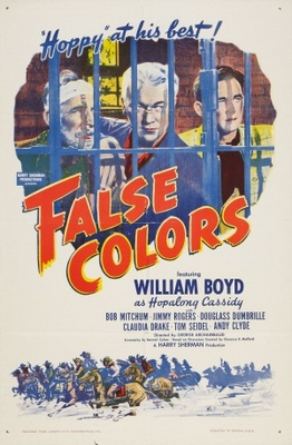 False Colors movie poster (1943) poster MOV_1acc1a00
