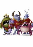 Monsters University movie poster (2013) picture MOV_1ace1afc