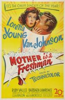 Mother Is a Freshman movie poster (1949) picture MOV_1ace9565
