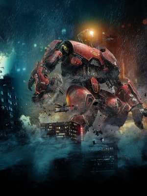 Pacific Rim movie poster (2013) poster MOV_1ad0e50a
