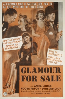 Glamour for Sale movie poster (1940) poster MOV_1ad57d80