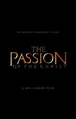 The Passion of the Christ movie poster (2004) poster MOV_1ad6797f