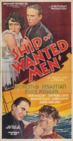 Ship of Wanted Men movie poster (1933) picture MOV_1adc9c5b
