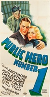 Public Hero #1 movie poster (1935) picture MOV_1add71c8