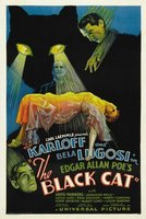 The Black Cat movie poster (1934) picture MOV_1ae069f2
