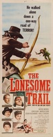 The Lonesome Trail movie poster (1955) picture MOV_1ae520a4