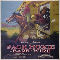 Barb Wire movie poster (1922) picture MOV_1af38a6d