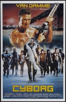 Cyborg movie poster (1989) picture MOV_1af4806c