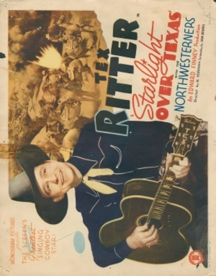 Starlight Over Texas movie poster (1938) poster MOV_1af530db