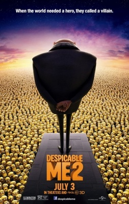 Despicable Me 2 movie poster (2013) poster MOV_1afbd90b