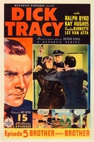 Dick Tracy movie poster (1937) picture MOV_1afc9452