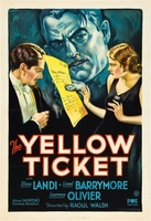 The Yellow Ticket movie poster (1931) picture MOV_1affec5e