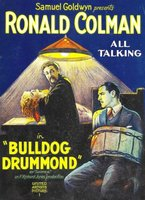 Bulldog Drummond movie poster (1929) picture MOV_d179dc4c