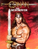 Conan The Destroyer movie poster (1984) picture MOV_1b03969c