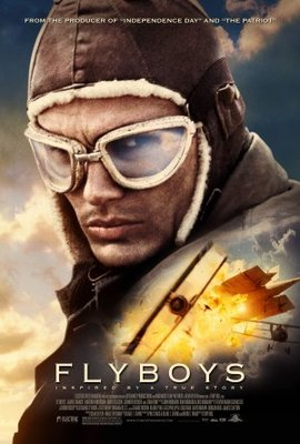 Flyboys movie poster (2006) poster MOV_1b0bb6d6