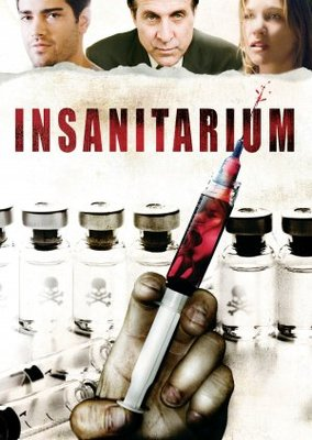 Insanitarium movie poster (2008) poster MOV_1b0ffa82