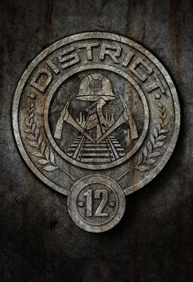 The Hunger Games movie poster (2012) poster MOV_1b139192
