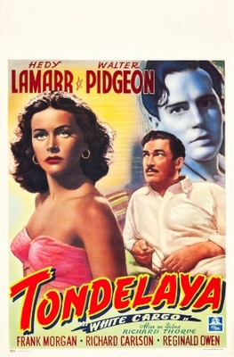 White Cargo movie poster (1942) poster MOV_1b1590c3