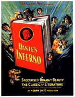 Dante's Inferno movie poster (1924) picture MOV_1b17bcf9